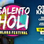 "EVENTI: ""Salento Holi Colors Festival"" al Parco Gondar di Gallipoli"