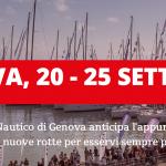 EVENTI: presentato il 56° Salone Nautico di Genova