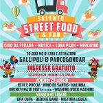 "EVENTI: ""Salento Street Food & Fun"" al Parco Gondar di Gallipoli"