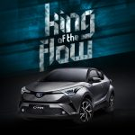 "EVENTI: ""King of the Flow"" di Toyota C-HR al Parco Gondar"