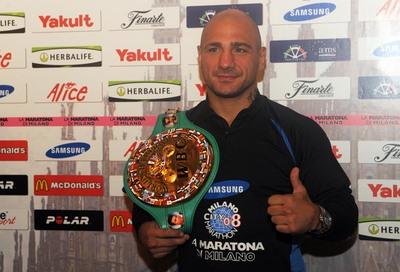 Giacobbe Fragomeni (Foto: Emmevi)