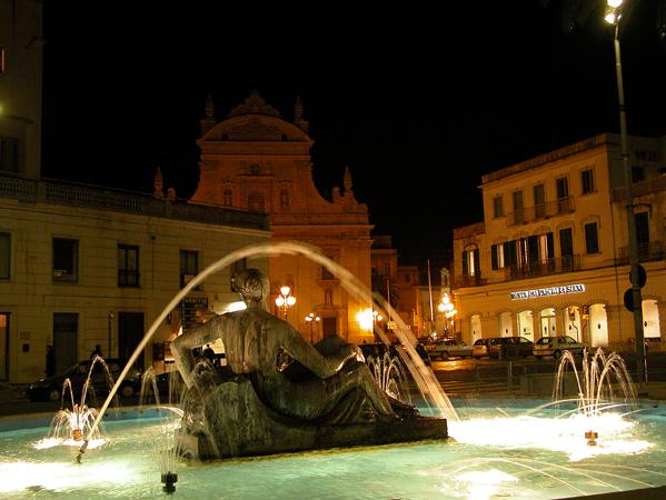 La fontana del Martinez
