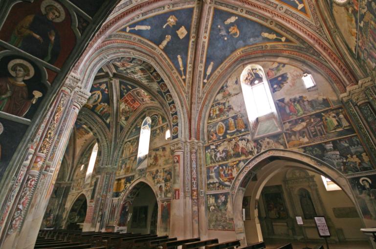 La basilica di Santa Caterina d'Alessandria