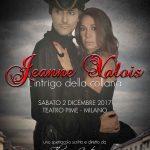 """TEATRO: Thomas Centaro in scena con """"Jeanne Valois – L'intrigo della collana"""""""