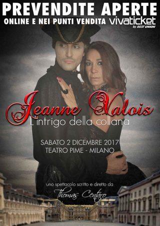 JEANNE VALOIS - L'INTRIGO DELLA COLLANA