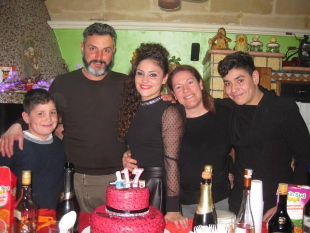 Mirco e la sua bella famiglia