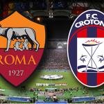 ROMA-CROTONE: la mia cronaca in diretta.