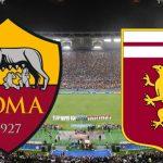 ROMA-GENOA: la mia cronaca in diretta.
